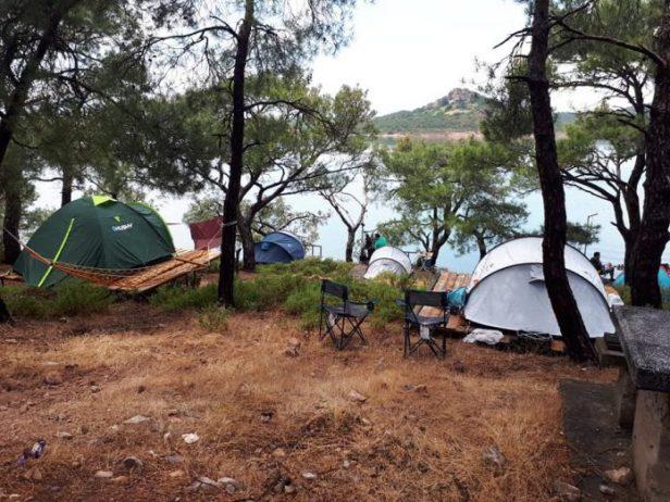 Saklı Cennet Ayvalık Camping