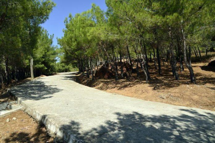 Sarımsaklı Tabiat Parkı Kamp Alanı