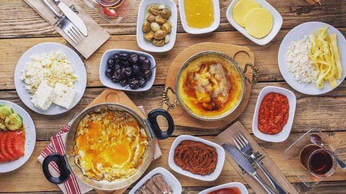 Serpmeköy Trabzon Köy Kahvaltısı