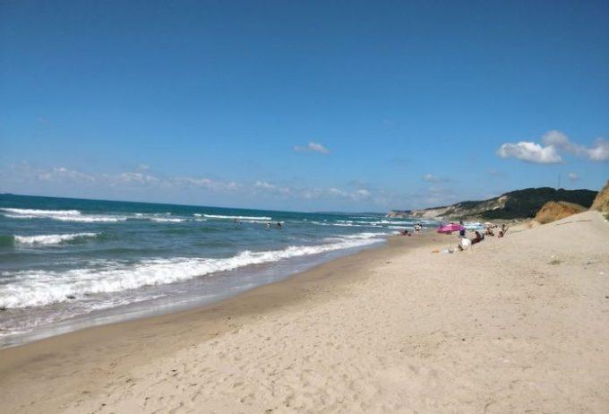 Sinop Sarıkum Plajı Kamp Alanı