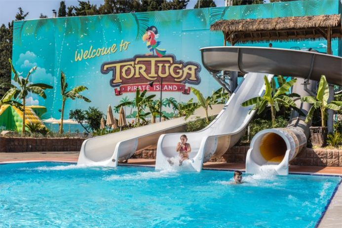 Tortuga Pirate Island Theme & Water Park