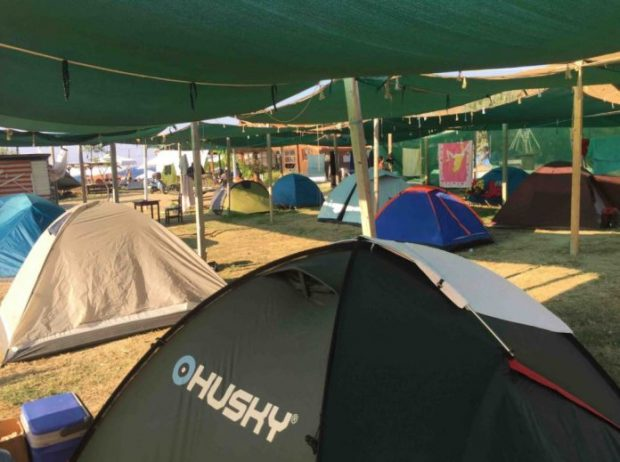 Yıldızkoy Arkadia Kamp Alanı