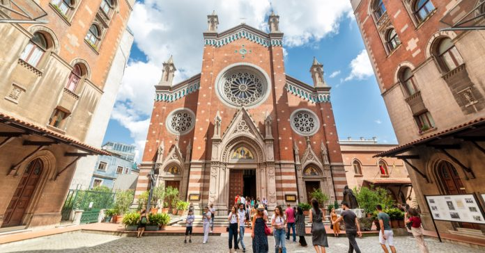 St. Antuan Katolik Kilisesi