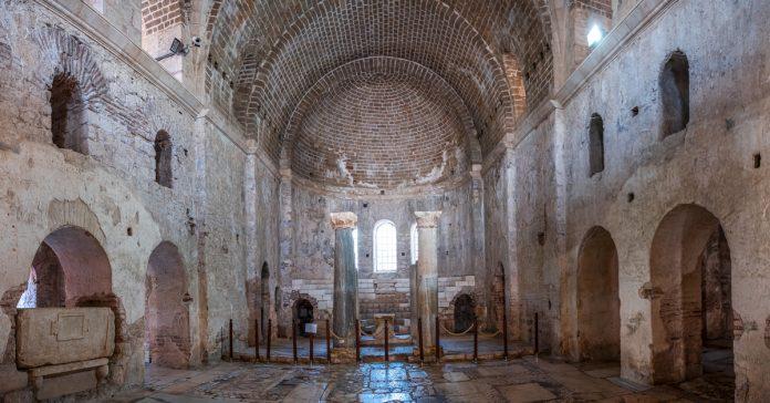 aziz nikolas kilisesi