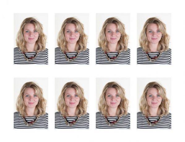 Biyometrik Pasaport Fotoğrafı