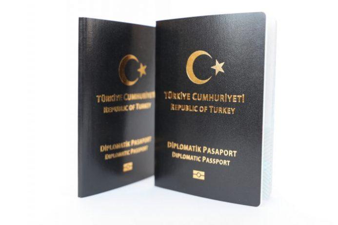 Diplomatik (Siyah) Pasaport