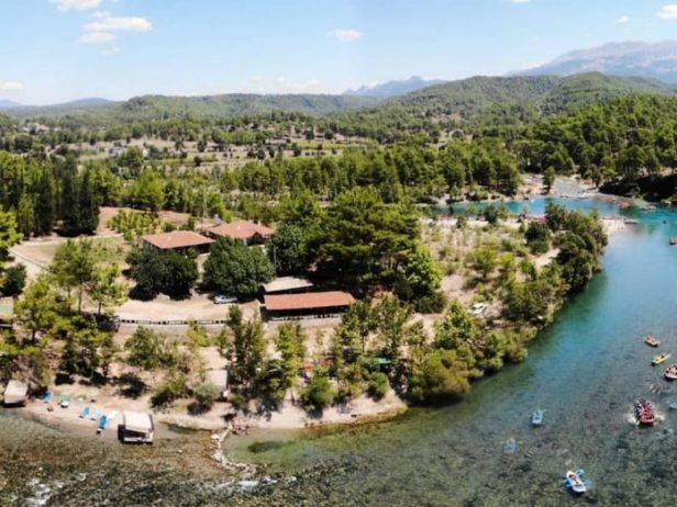 Fenomen Rafting ve Camping