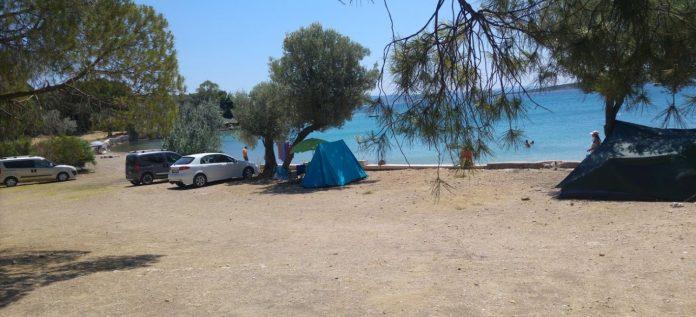 Huzur Kamp Yeri