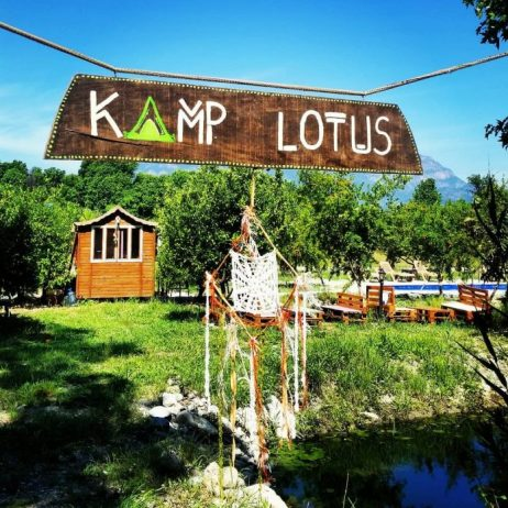 Kamp Lotus, Dalyan