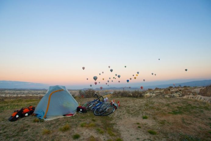 Kapadokya Kamp Yerleri