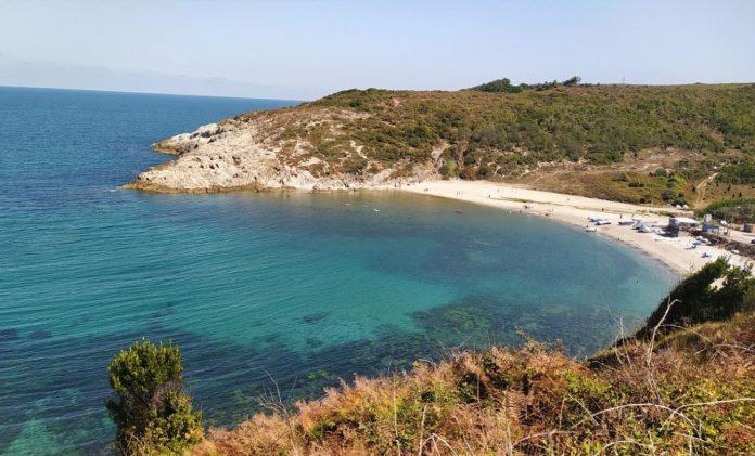Karacaköy Plajı Kamp Alanı