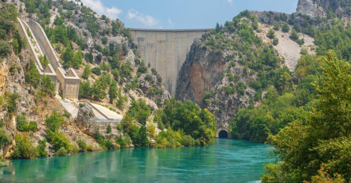 Manavgat Barajı