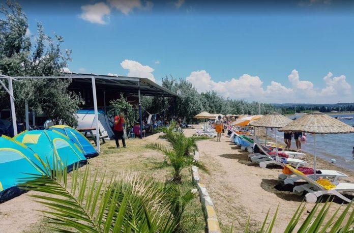 Nuri'nin Yeri Kamp Alanı