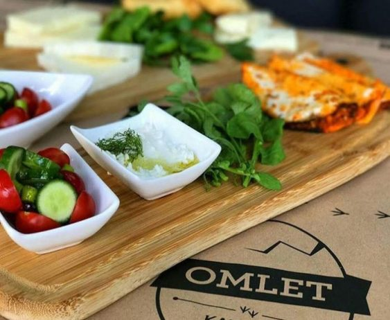 omlet beach