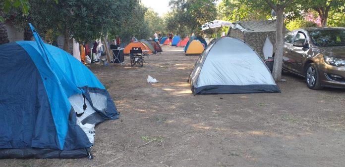 Salkım Camping, Dalyan