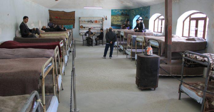 tarihi ulucanlar cezaevi müzesi