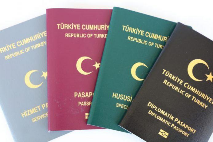 Türkiye Pasaport Türleri Nelerdir?