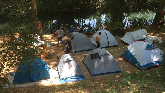 Yuvarlakçay Okaliptus Kamp ve Piknik Alanı