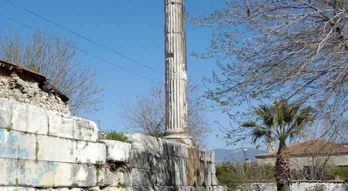 Zeus Karios Kutsal Alanı