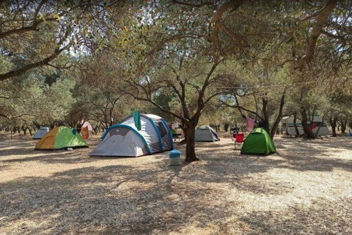 Zeytinlik Camping, Dalyan