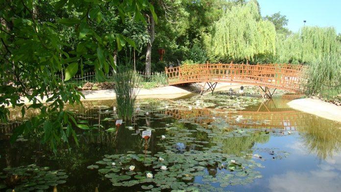 Gaziantep Botanik Bahçesi