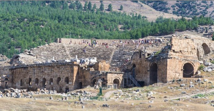 Pamukkale Hierapolis Arkeoloji Müzesi