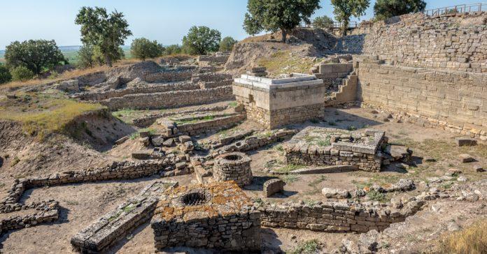Troya Antik Kenti