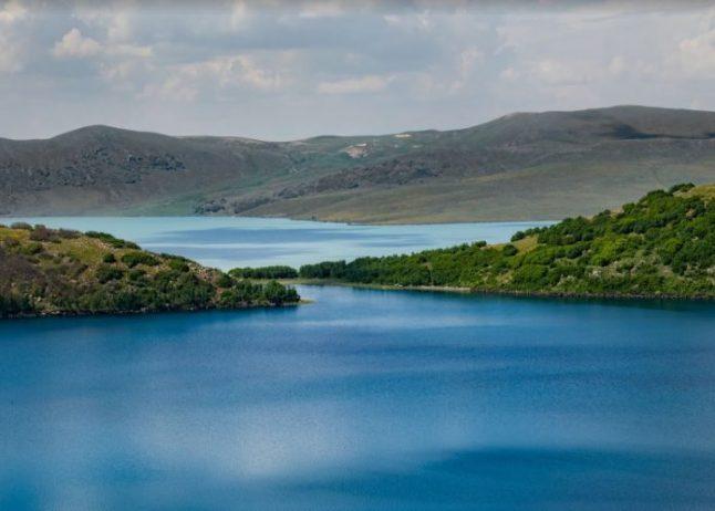 Akdoğan Gölü Kamp Alanı