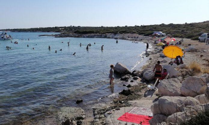 Akvaryum Plajı Kamp Alanı