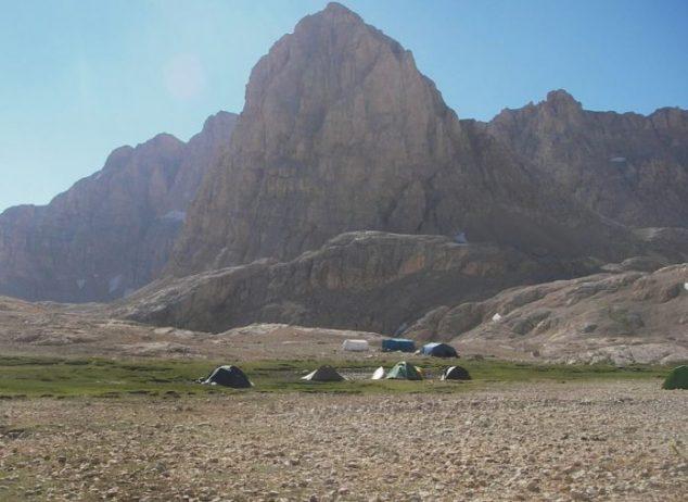 Aladağlar Yedigöller Kamp Alanı