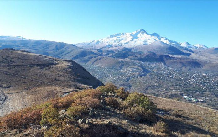 Ali Dağı Kamp Alanı