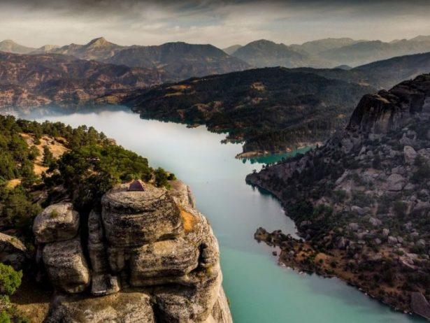Ali Kayası Kamp Alanı
