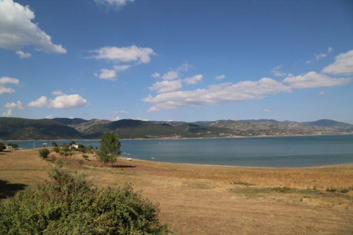 Almus Barajı Kamp Alanı