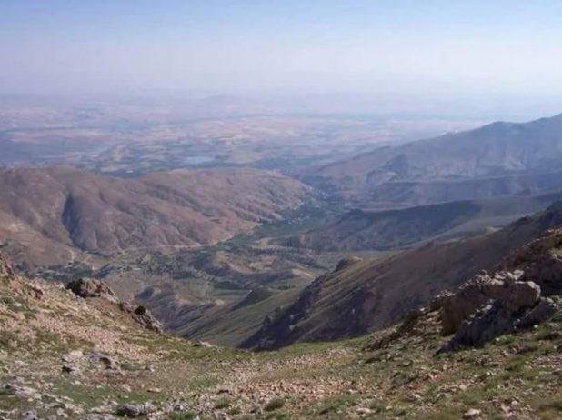Berit Dağı Kamp Alanı