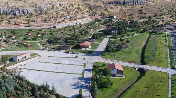 Beydağı Tabiat Parkı Kamp Alanı