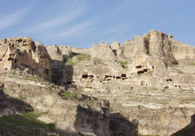 Boran Mağaraları Kamp Alanı