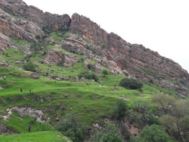 Damlarca Köyü Kamp Alanı
