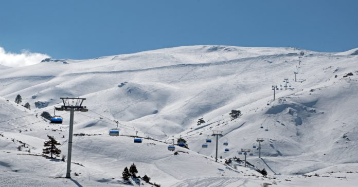 denizli nikfer kayak merkezi