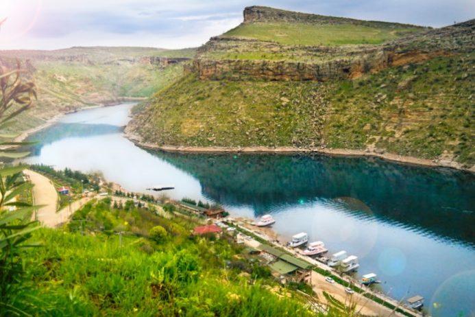 Diyarbakır Kamp Yerleri