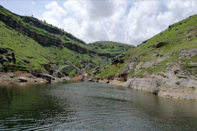 Eğil Barajı Kamp Alanı