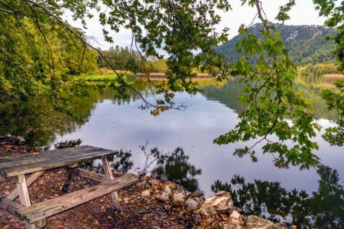 Eğirdir Gölü Kamp Alanı