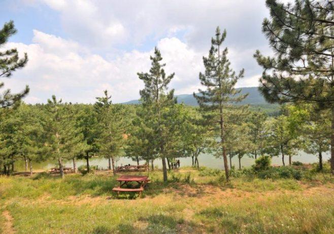 Enne Barajı Tabiat Parkı Kamp Alanı