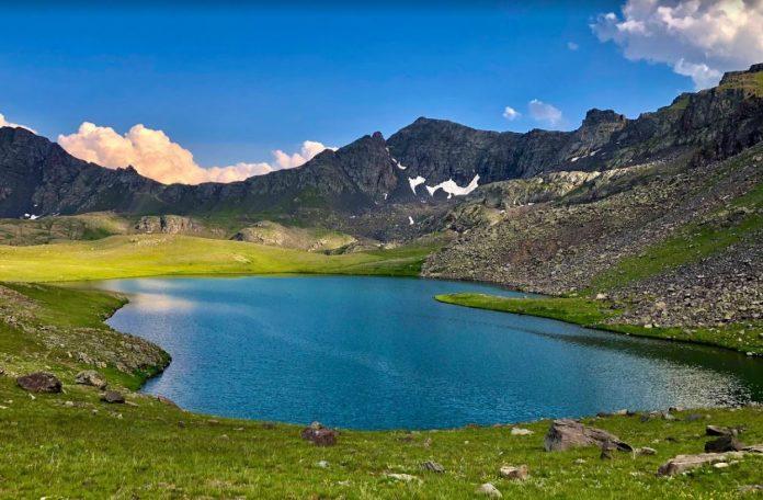 Erzurum Yedigöller Kamp Alanı