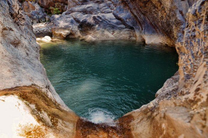 Galgamaç Toprakhisar Kanyonu Kamp Alanı