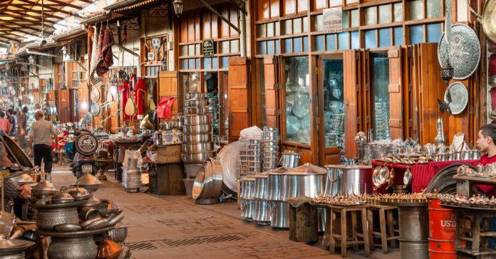 Bakırcılar Çarşısı, Gaziantep