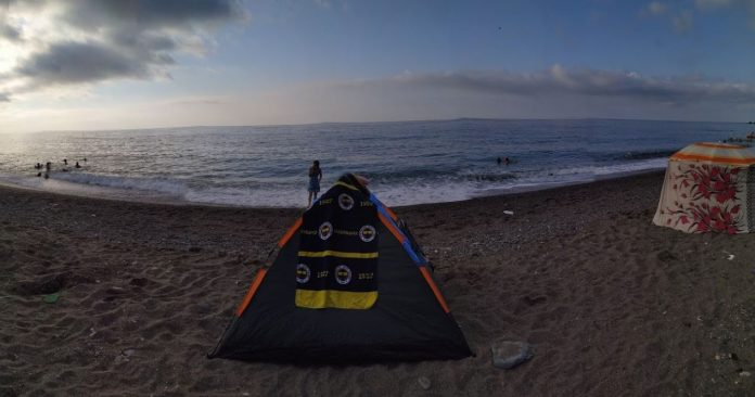 Göbü Plajı Kamp Alanı
