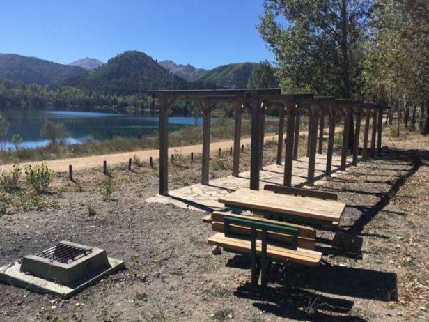 Gölcük Tabiat Parkı Kamp Alanı