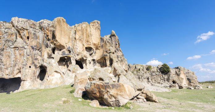 göynüş vadisi açık hava tapınağı