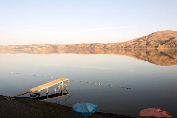 Hazar Gölü Tabiat Parkı Kamp Alanı