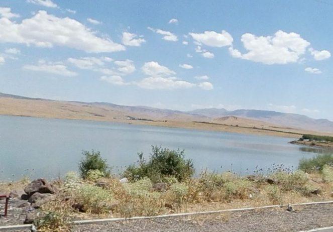 Kalecik Barajı Kamp Alanı